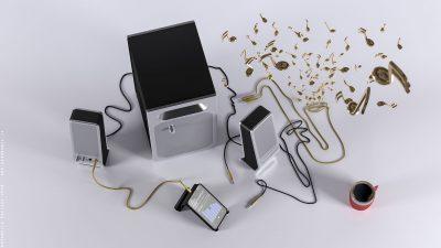 Altec Lansing Audio System – Blender