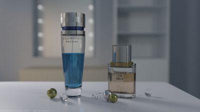 Profumi Rochas / Tiffany – Blender