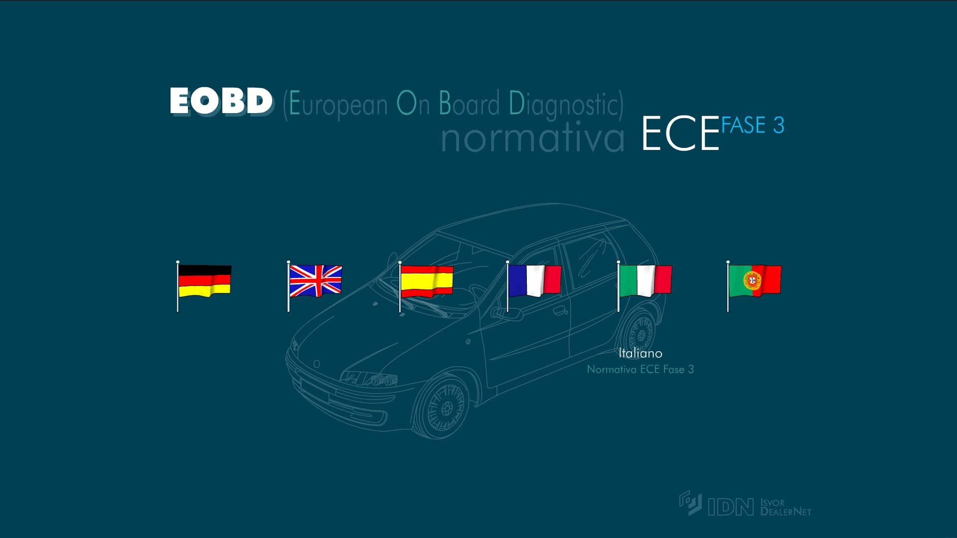 FIAT ISVOR: EOBD