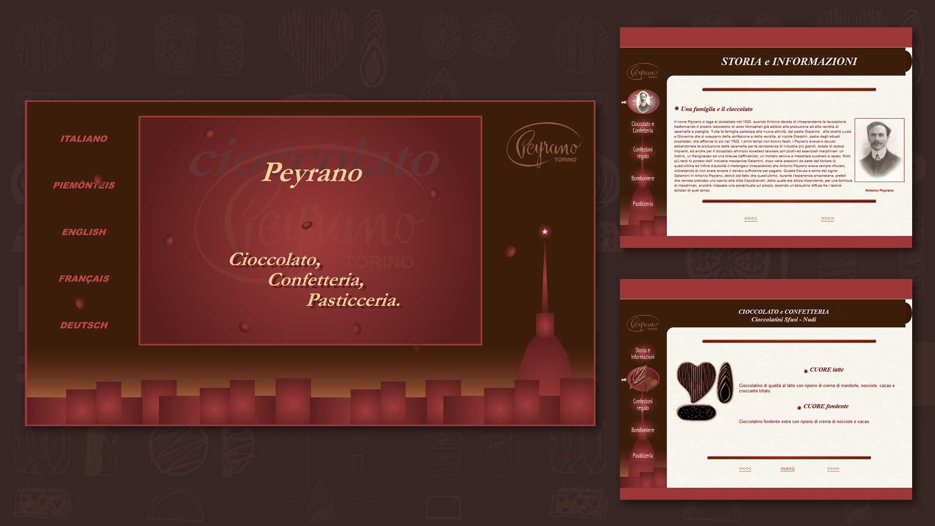 Cioccolato Peyrano