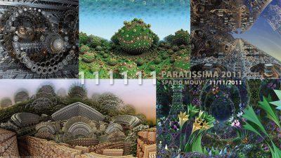 111111: Frattali – Paratissima 2011