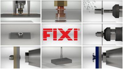 Fixi – Sistemi di montaggio