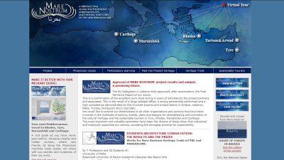 Marenostrum, Progetto UE